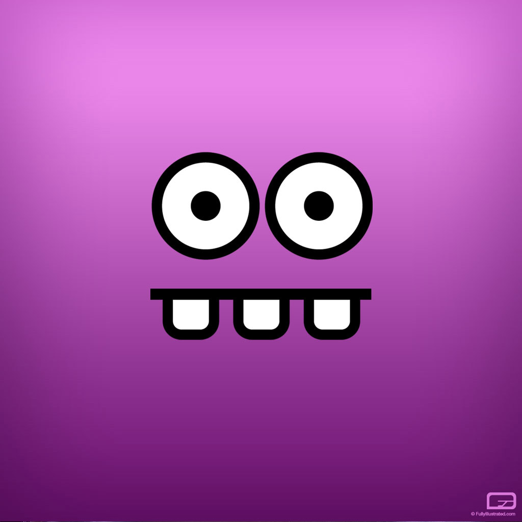 feed pictures ipad background zip it funny face ipad