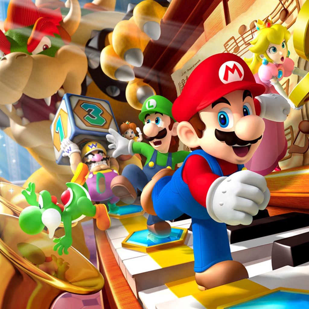 super mario games online free ipad