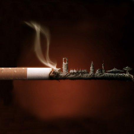 Smoking is very bad