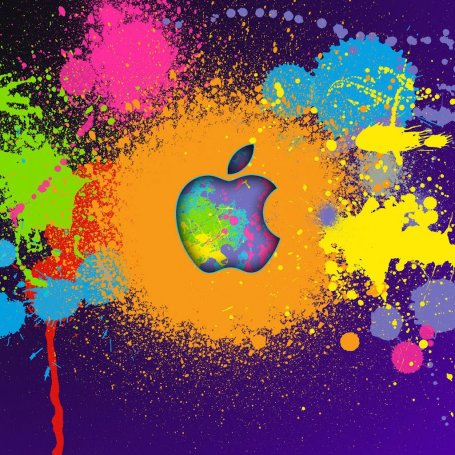 Crazy Backgrounds on Crazy Apple Colors Ipad Wallpaper To Download